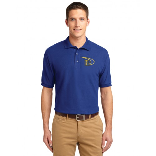 D EAST Embroidered Polo K500