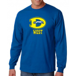 Long Sleeve Adult and Youth T-Shirt  DWSW