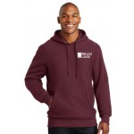 Pullover Hooded Sweatshirt.  F281 With Embroidered NLT Logo