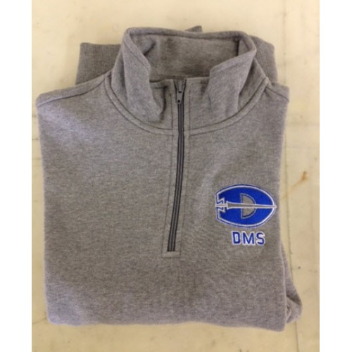 SALE! size Small 1/4 zip sweat top