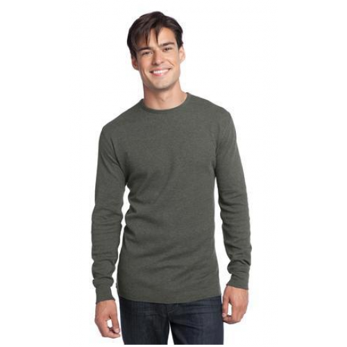 District - Young Mens Long Sleeve Thermal.  DT118
